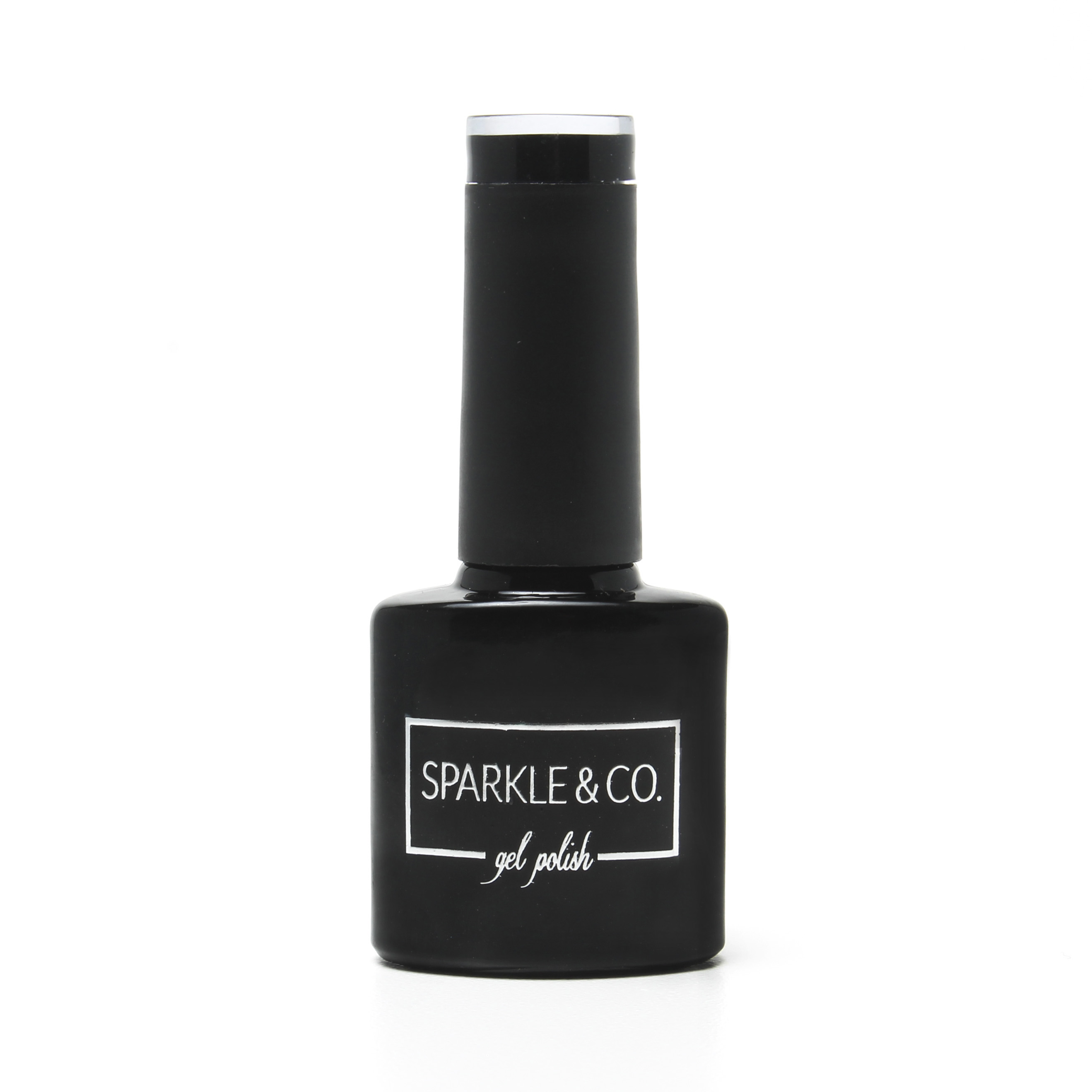 Sparkle & Co. Black Gel Polish