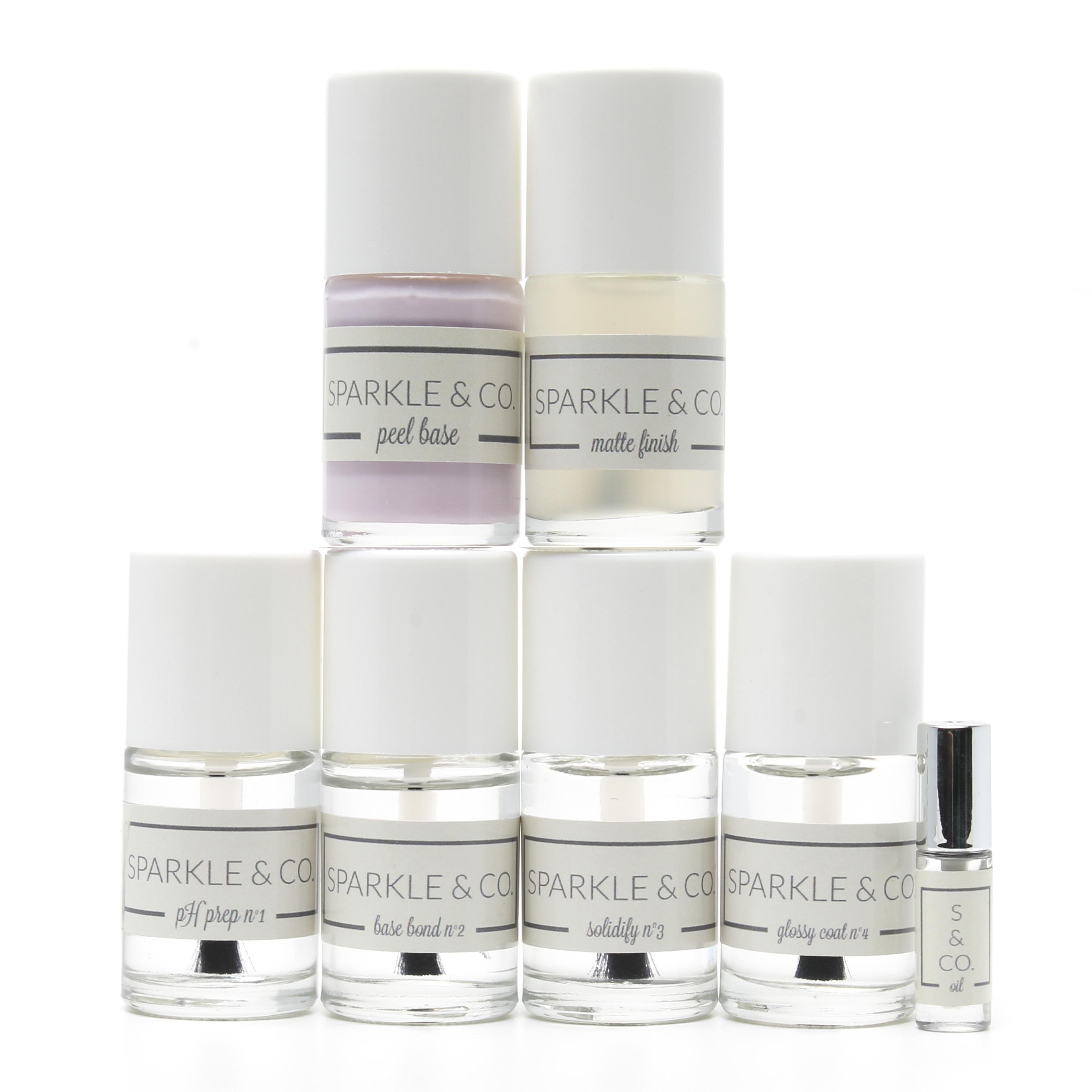 Sparkle & Co. 7 Liquids