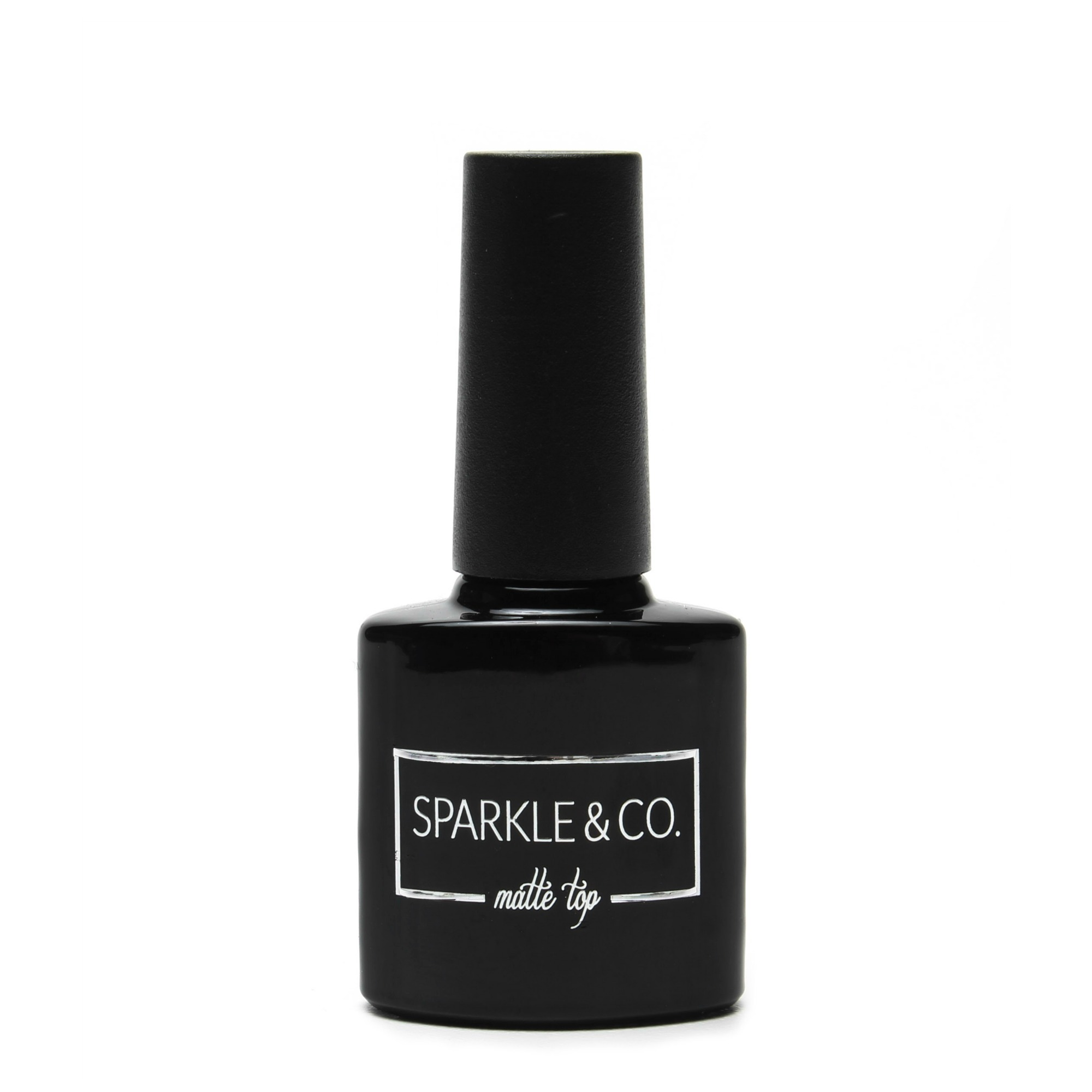 Sparkle & Co. Matte Top Coat