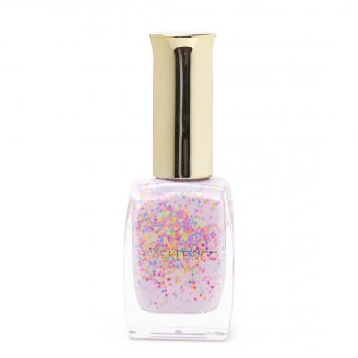 Peel Away Cuticle Polish: Unicorn Confetti